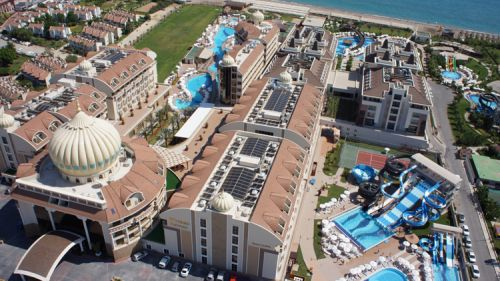 Hotel Kirman Belazur Resort1